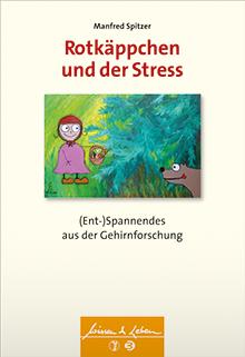 Buchcover Rotkäppchen und der Stress